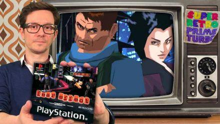 Vidéo : REPLAY. Super Retro Prime Turbo : Fear Effect, l'un des meilleurs jeux de la PSOne