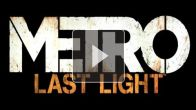Metro Last Light : Gameplay demo GamesCom 2011