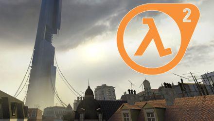 Vid�o : On a rejoué à Half-Life 2 en 4K / Ultra