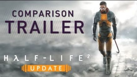 vidéo : Half-Life 2: Update Comparison Trailer