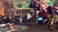 Street Fighter X Tekken : PS3 et Vita Exclusive Characters Trailer