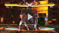 Street Fighter X Tekken : Juri Demo
