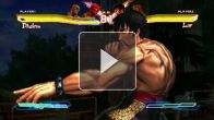 vidéo : Street Fighter X Tekken : Paul, Law et Xiayou