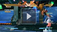 Street Fighter X Tekken : Beta Test Gameplay 01