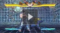 SFxT : extraits de gameplay Megaman et Pac-Man
