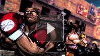 vidéo : Street Fighter X Tekken : January Character Reveals