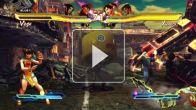 Street Fighter X Tekken : Jin Kazama & Ogre