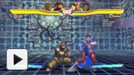 vid�o : Street Fighter X Tekken Ver.2013 : Trailer 06