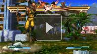 Street Fighter X Tekken : Beta Test Gameplay 02