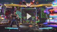 Street Fighter X Tekken : Yoshimitsu Gameplay
