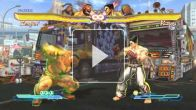 Street Fighter X Tekken : Divine Speed Gem Gameplay