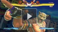vidéo : Street Fighter X Tekken : King Demo