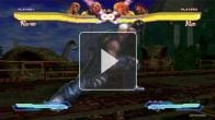 Street Fighter X Tekken : Raven Demo
