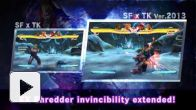 Street Fighter X Tekken Ver.2013 : Trailer