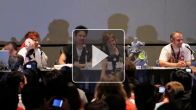 Street Fighter X Tekken Comic Con Panel Event
