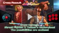 Street Fighter X Tekken : GamesCom 2011 Trailer