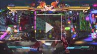 Street Fighter X Tekken : combat à quatre