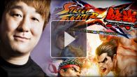 Yoshinori Ono Interview Street Fighter X Tekken