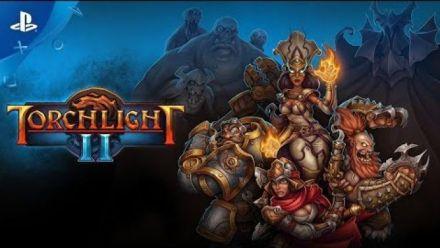 Vid�o : Torchlight II - E3 2019 Console Announcement Trailer