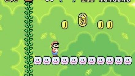 Super Mario World - Linkdeadx2 Record du Monde