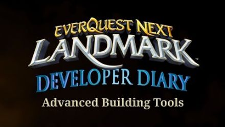 Vid�o : EverQuest Landmark - Carnet de développeurs