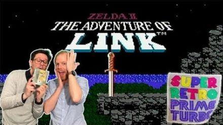 Vid�o : Super Retro Prime Turbo : Plume et Thomas rendent hommage à Zelda 2 sur NES
