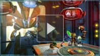Vid�o : The Special Weapons of Ratchet & Clank All 4 One #1