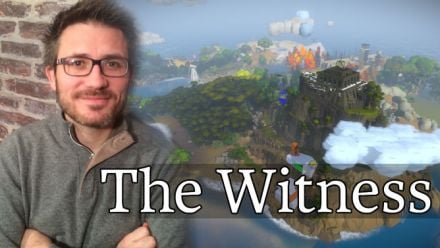 Vid�o : TheWitness - Test Vidéo avec Julo