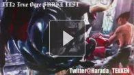 Tekken Tag Tournament 2 : True Ogre Snake Animations