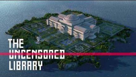 The Uncensored Library - The Film (vidéo de Reporters sans frontières)