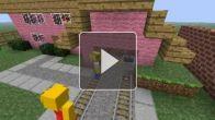 Minecraft - Le générique des Simpsons version minecraft