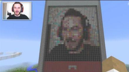 Minecraft : Un smartphone fonctionnel in-game
