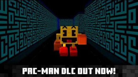 vidéo : PAC-MAN comes to Minecraft!