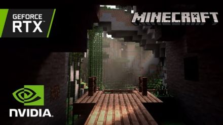 Minecraft RTX : Notre vidéo