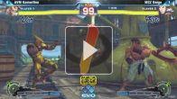 Vid�o : EVO 2K12 : AMV GamerBee Vs. MCZ Daigo Umehara