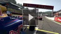 F1 2011 Extrait de Gameplay #1