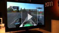 F1 2011 : gameplay pit Stop GC 2011