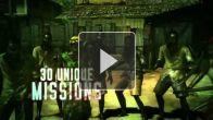 Resident Evil The Mercenaries 3D - Trailer 2