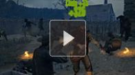 Vidéo : Red Dead Redemption Undead Nightmare OVERRUN multplayer mode trailer VF