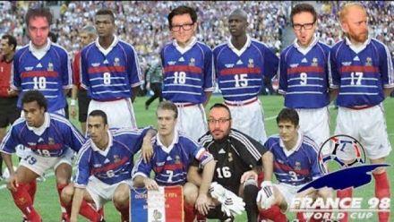 Vid�o : Coupe du Monde 98 : La rédaction refait le match