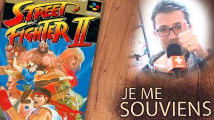 Vid�o : Je me Souviens : Street Fighter II avec Julo