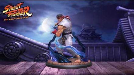 Vid�o : Street Fighter : Le jeu de plateau