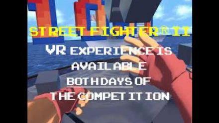 Vid�o : Street Fighter II VR : Gameplay