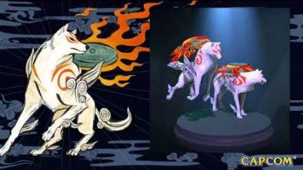 Vid�o : Amaterasu d'Okami dans Dota 2