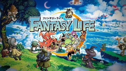Fantasy Life : la séquence d'introduction