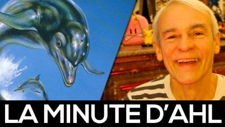 Vid�o : La Minute d'AHL : Ecco the Dolphin