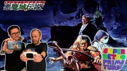 Vidéo : Super Retro Prime Turbo : Castlevania III : Dracula's Curse