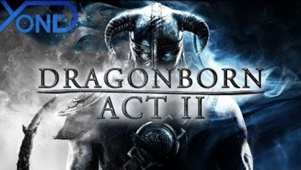 vid�o : Dragonborn (machinima) Acte 2