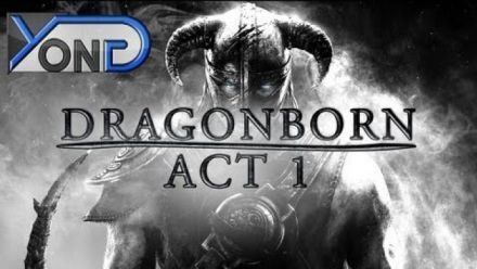 vid�o : Dragonborn (machinima) Acte 1