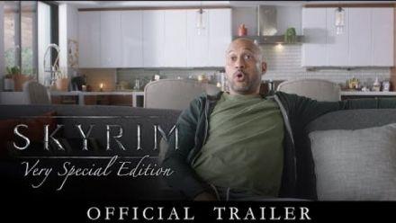 Vidéo : Skyrim : Very Special Edition - Official E3 2018 Trailer
